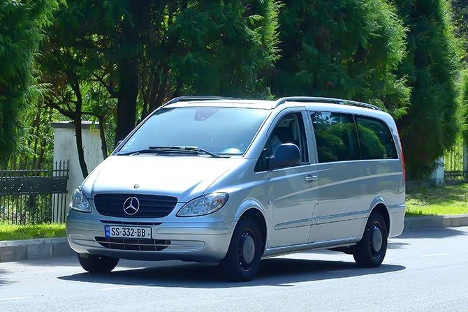 Mercedes Vito 2.2